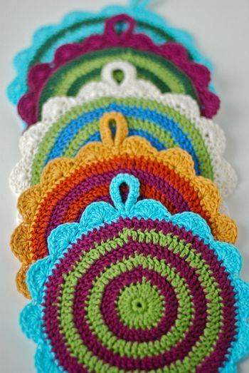 Potholder Backs