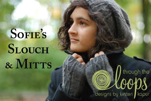 Sofie's Slouch & Mitts Cover