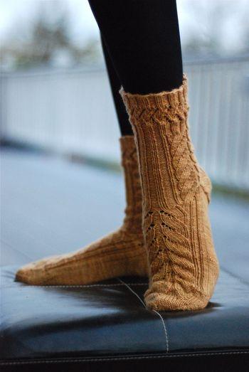 Mystery Sock 09