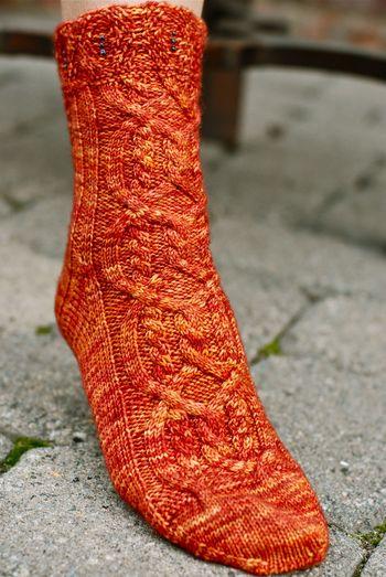 Ilsa's Sock