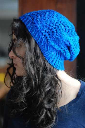 Roebling Slouch Lace