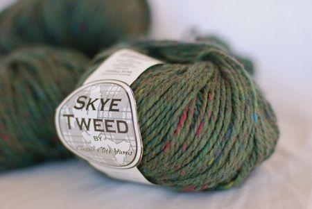 Skye Tweed