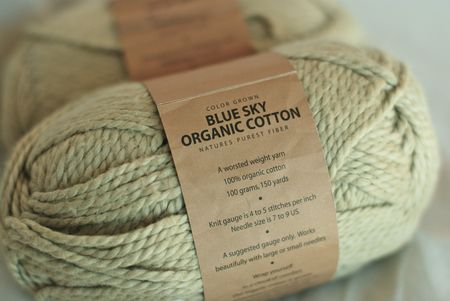 Blue Sky Organic Cotton