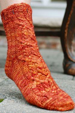 Ilsa's Socks