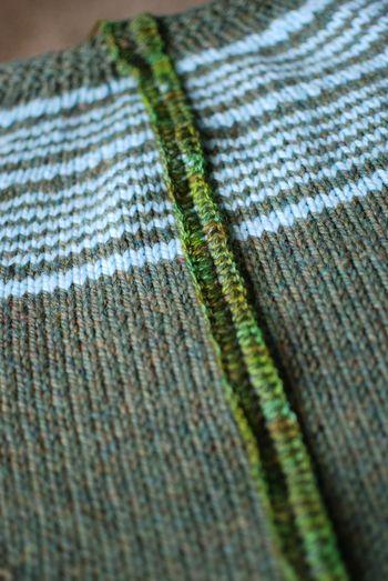 Crochet Steek