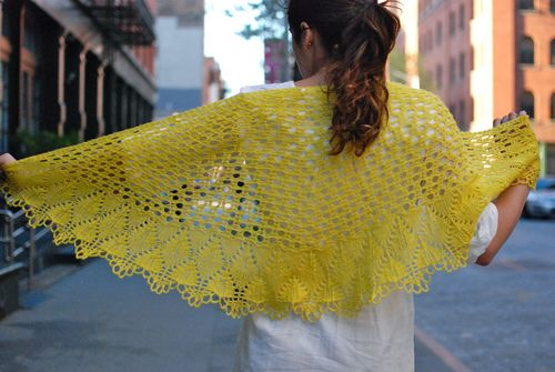 Yellow Shawl