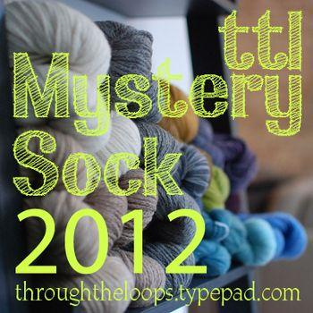 Mystery Sock KAL 2012