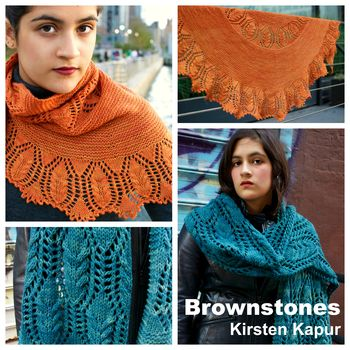 Brownstones Cover