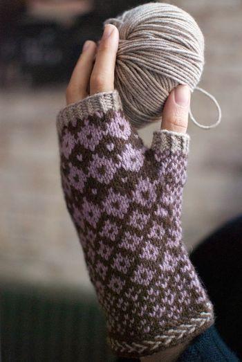 Trillium Yarn Ball