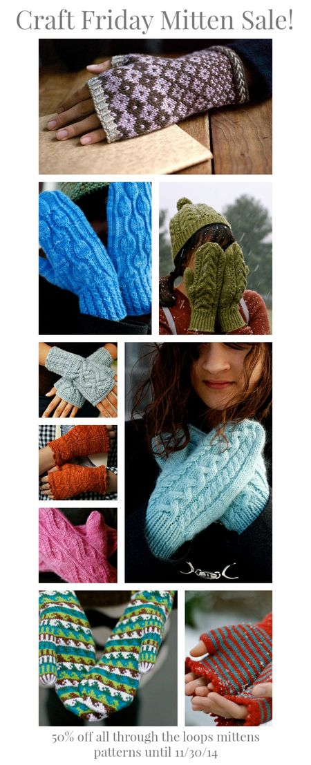 Mitten Sale Collage